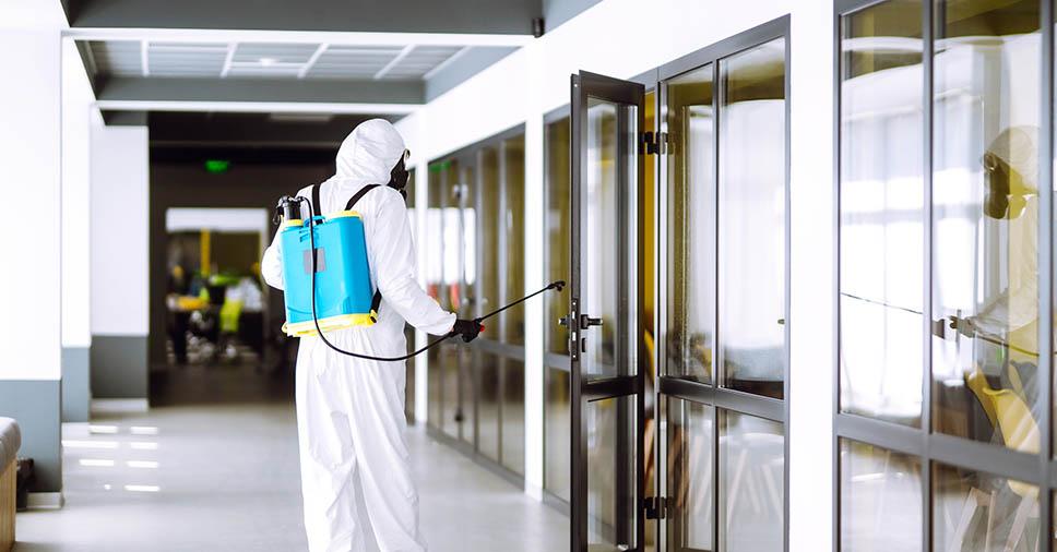 O que é sanitização e como ela previne a Covid-19?