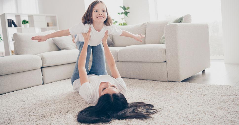 6 boas práticas para fazer uma lavagem de tapete excelente