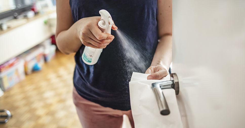 Qual é a diferença entre higienização e sanitização?